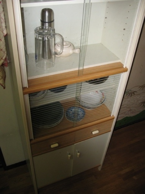 Another picture of my cabinet.